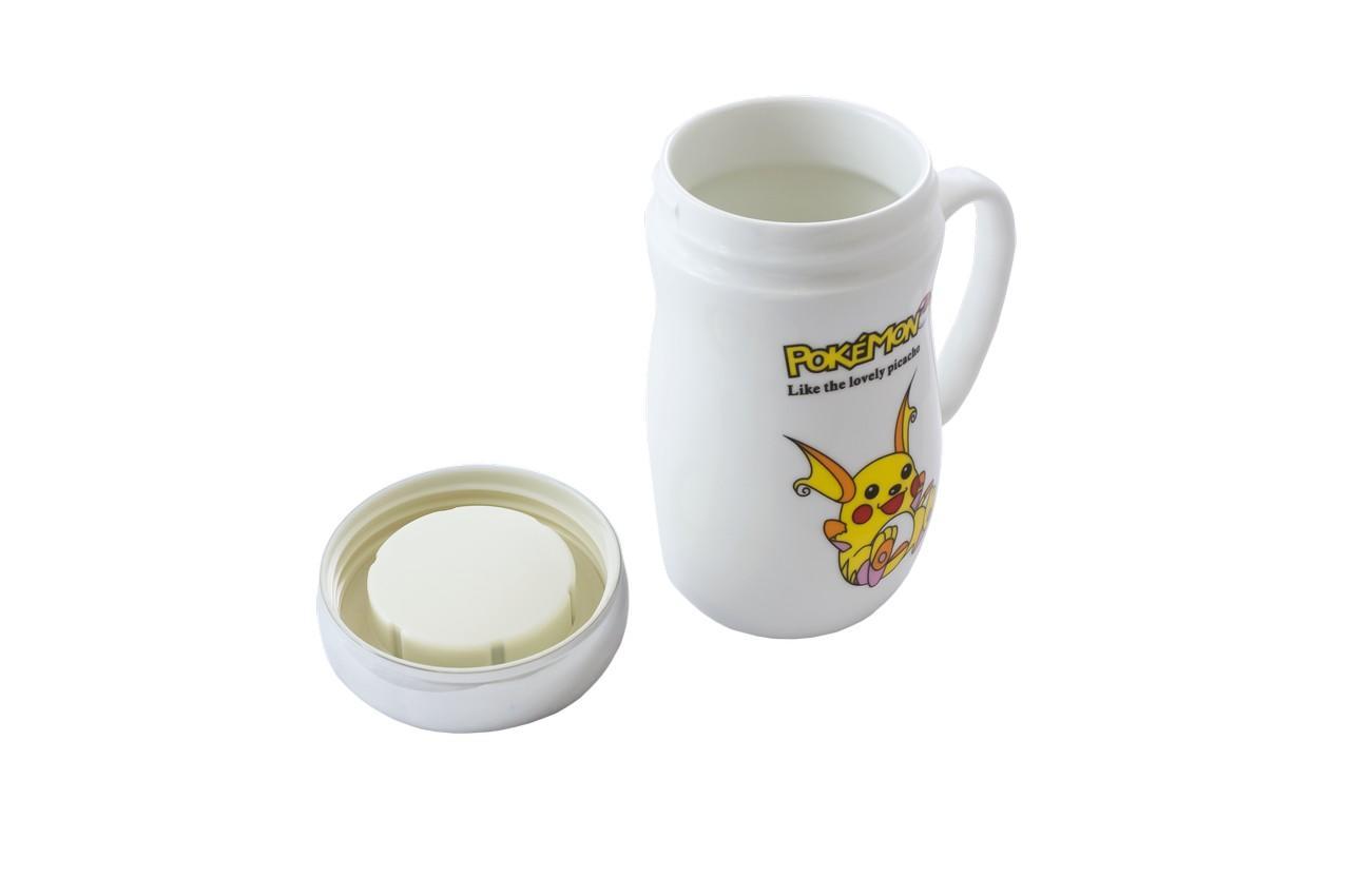 Чашка термос керамическая Elite - 420 мл 4