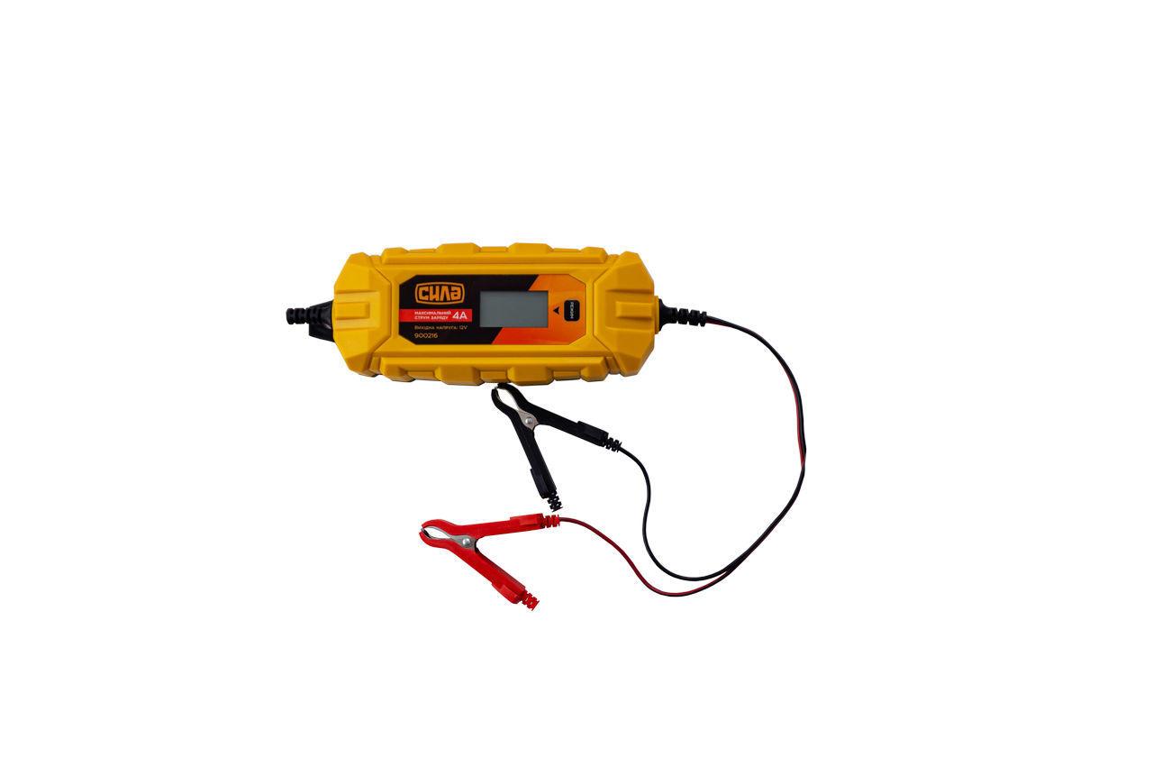 Зарядное устройство Сила - 4 А x 6 В - 12 В импульсное 3
