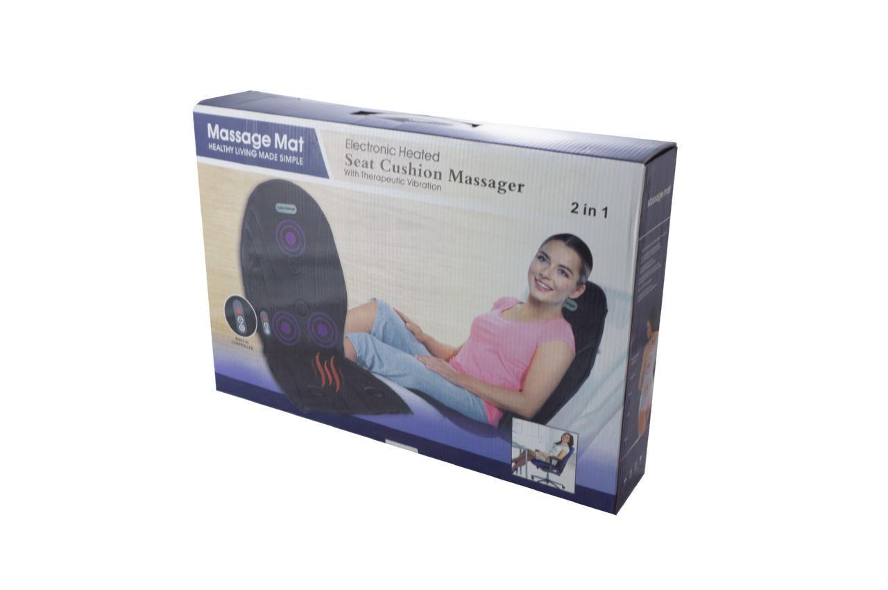 Сиденье массажное с подогревом Elite - Massage Mat 2