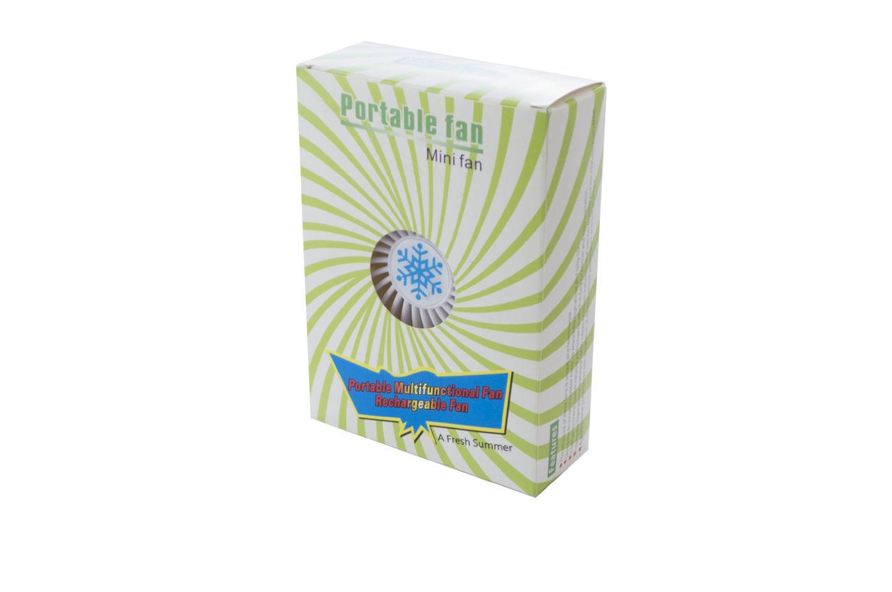 Вентилятор портативный PRC Mini Fan - Portable 5