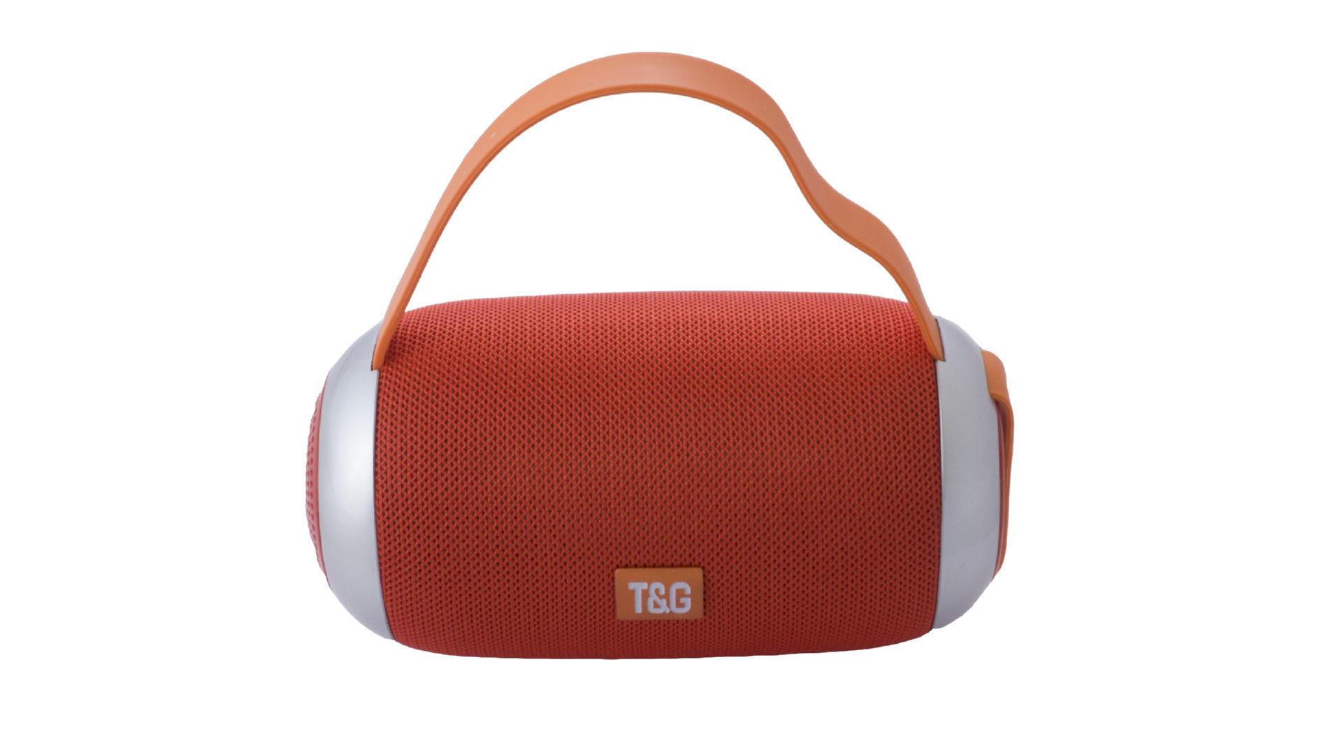 Колонка портативная T&G TG-112 5