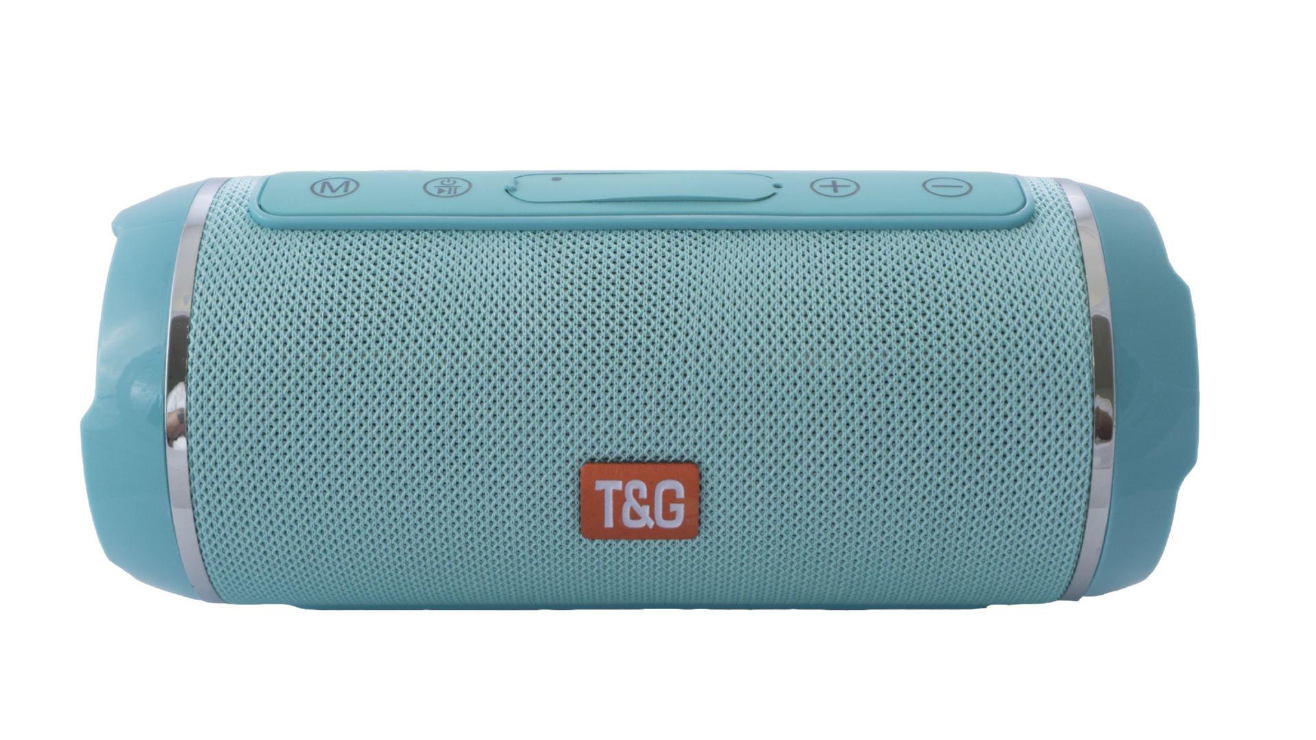 Колонка портативная T&G TG-116 5