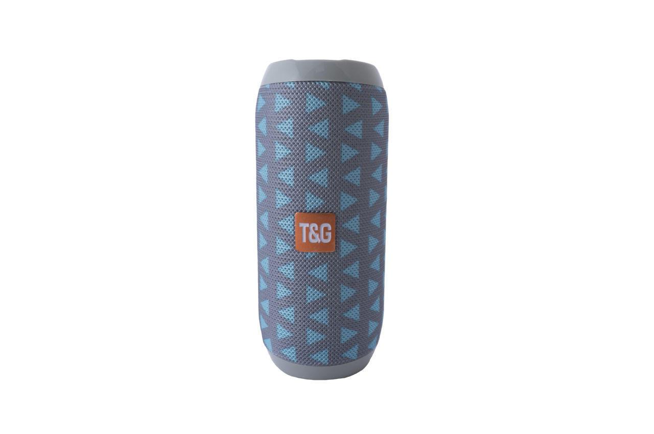 Колонка портативная T&G TG-117 1