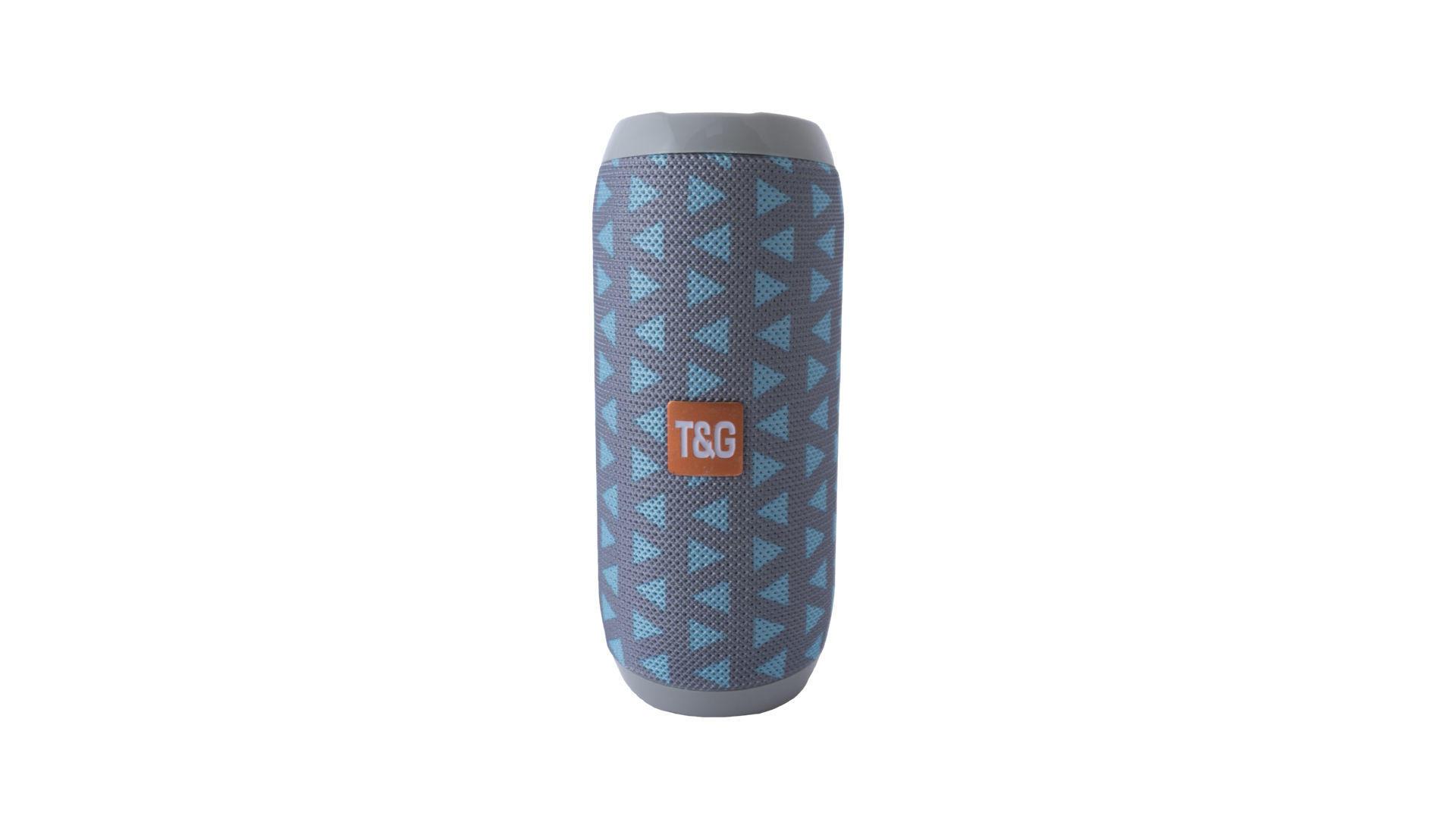 Колонка портативная T&G TG-117 4