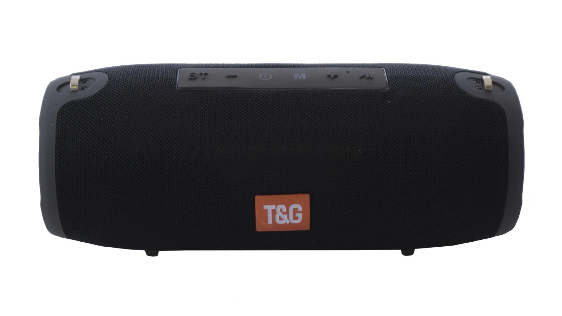 Колонка портативная T&G TG-118 5