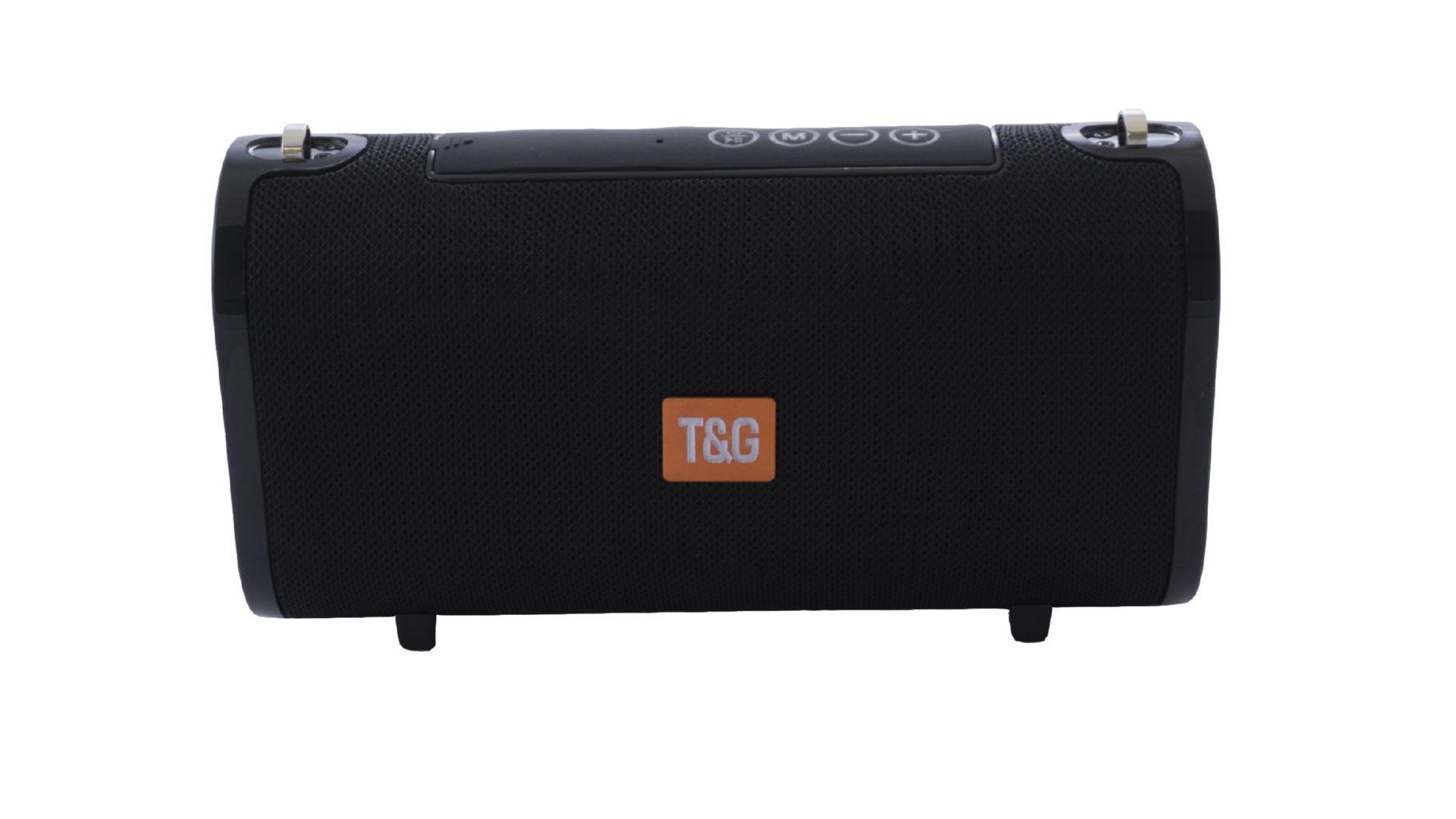 Колонка портативная T&G TG-123 5