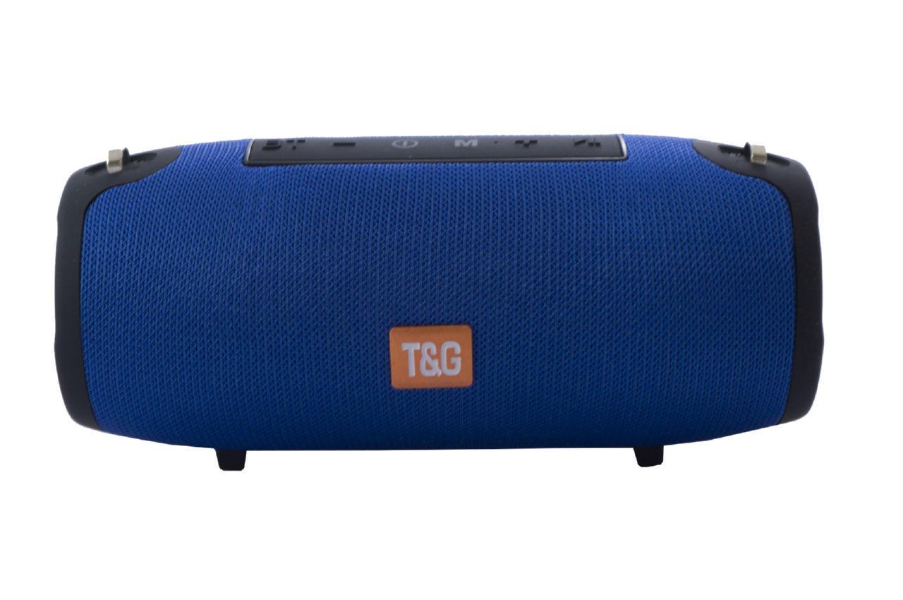 Колонка портативная T&G TG-125 1