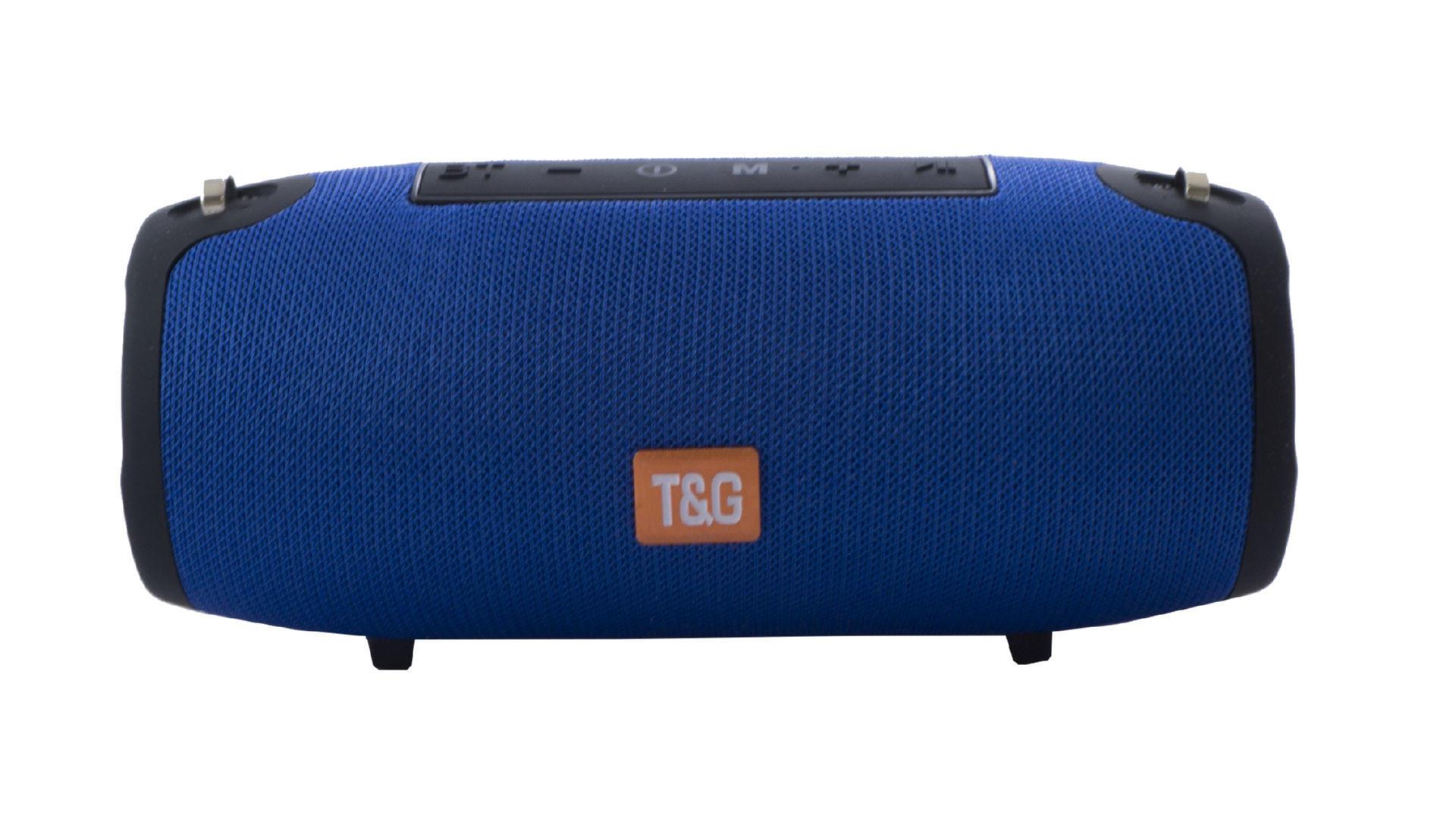 Колонка портативная T&G TG-125 5