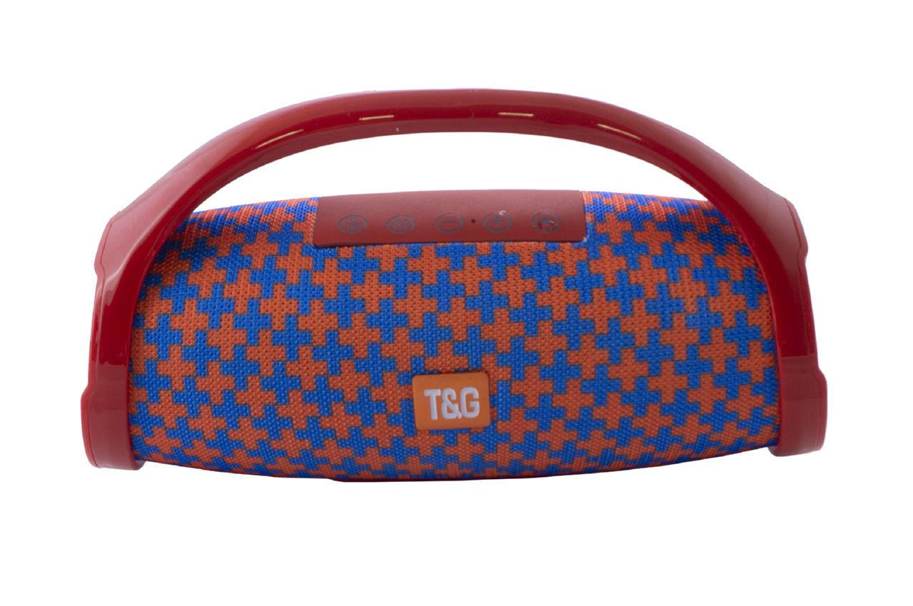 Колонка портативная T&G TG-136 1