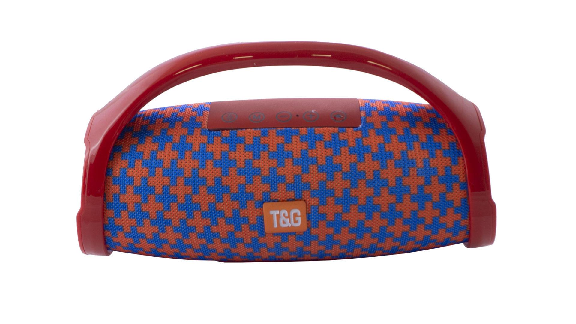 Колонка портативная T&G TG-136 5