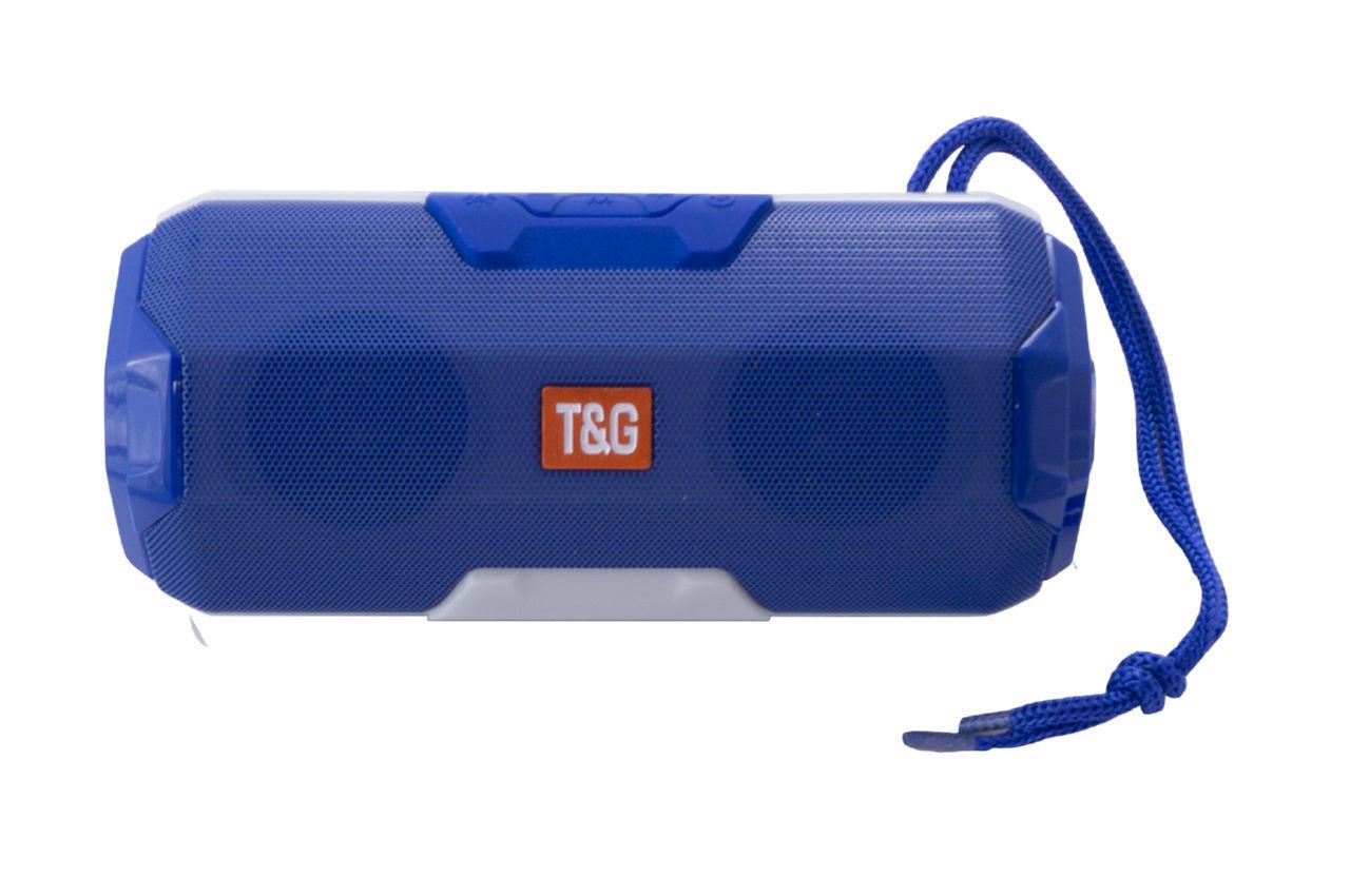 Колонка портативная T&G TG-143 1