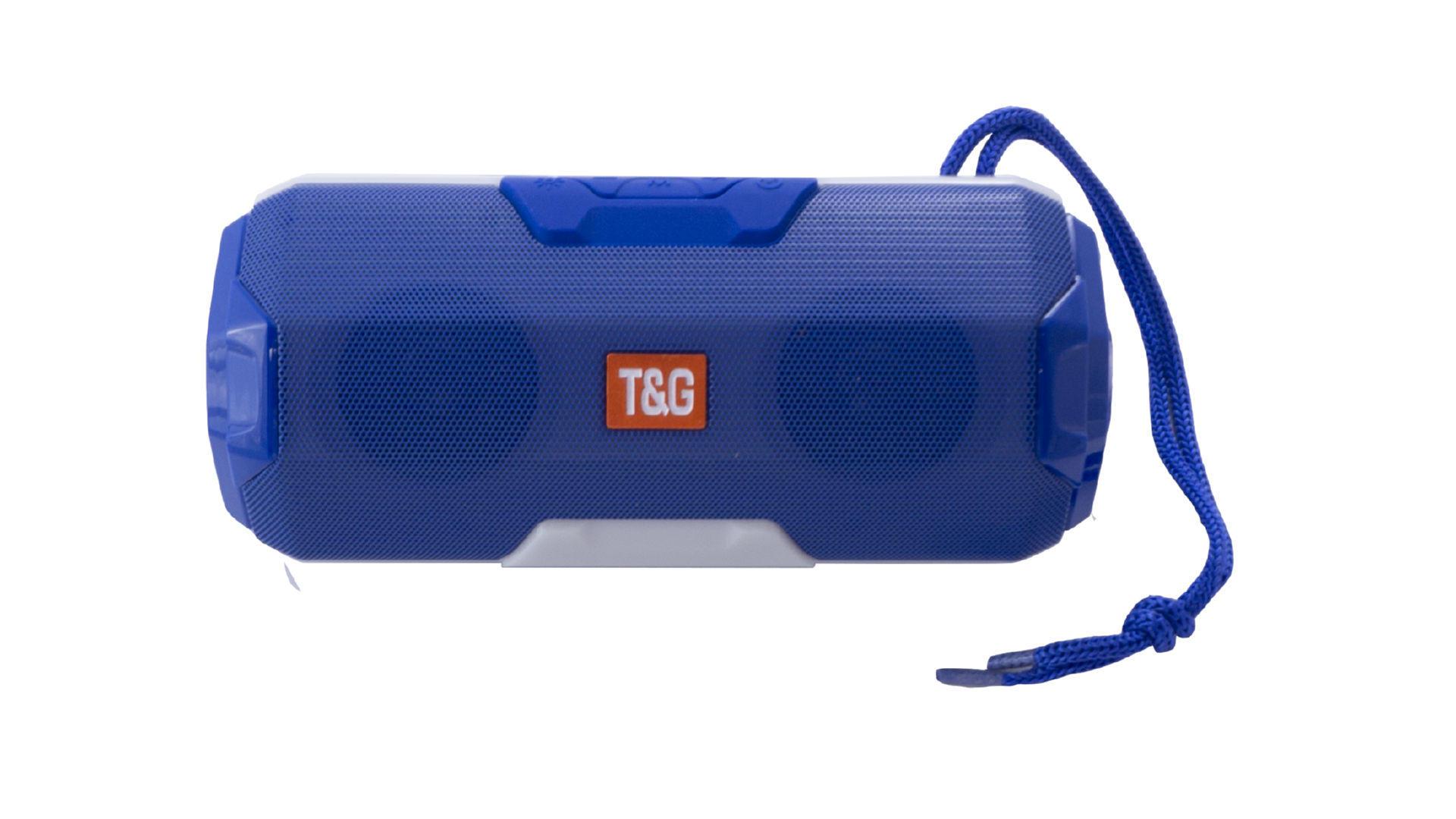 Колонка портативная T&G TG-143 4