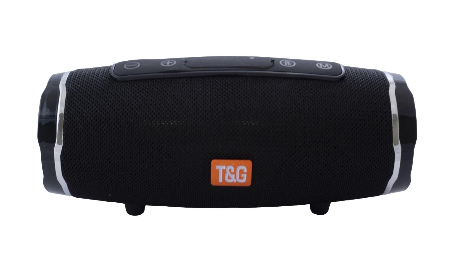 Колонка портативная T&G TG-145 4