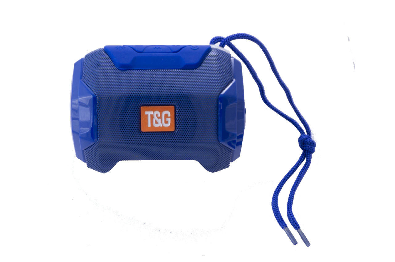 Колонка портативная T&G TG-162 1