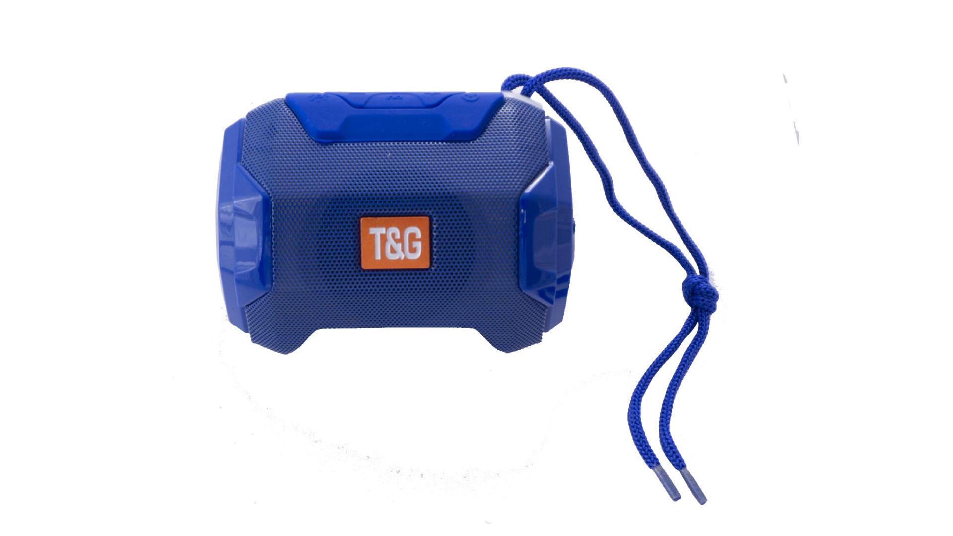 Колонка портативная T&G TG-162 4