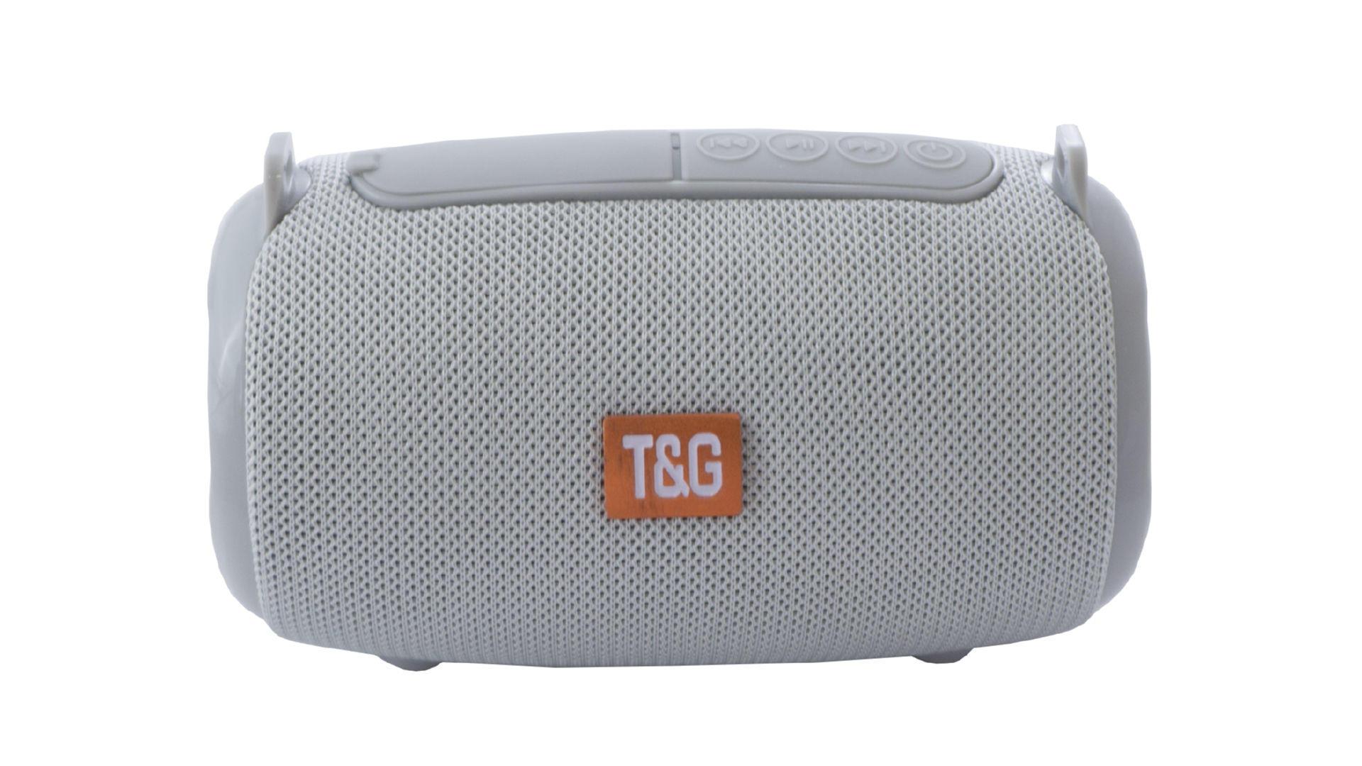 Колонка портативная T&G TG-533 5