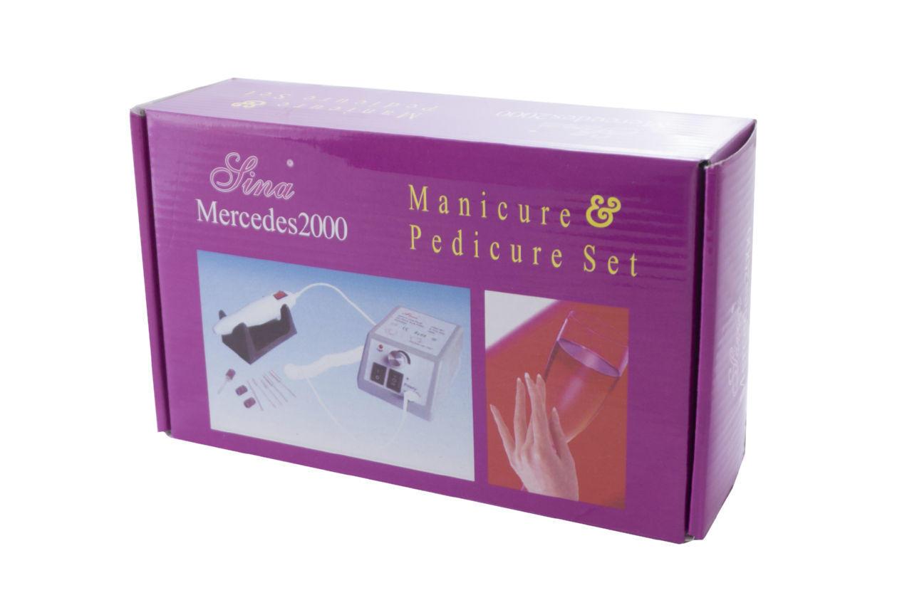Фрезер для маникюра PRC - Lina Mercedes 2000 6