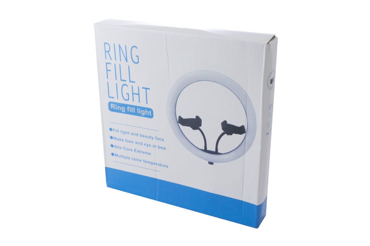 Кольцевая LED лампа Elite - 300 мм 3