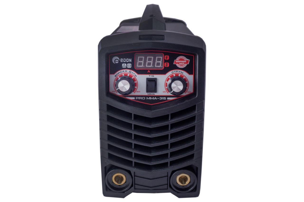 Сварочный инвертор Edon - Pro MMA-315 4