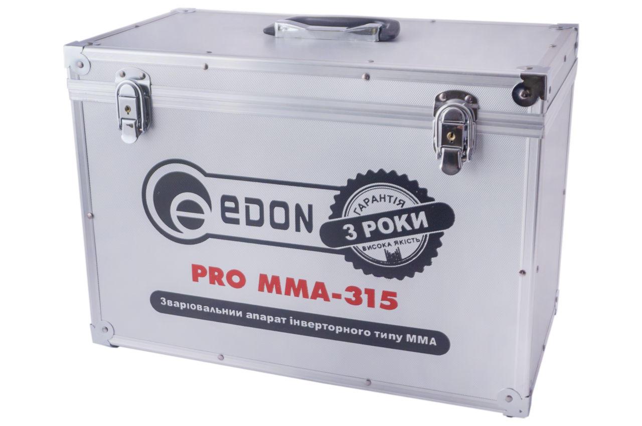 Сварочный инвертор Edon - Pro MMA-315 5