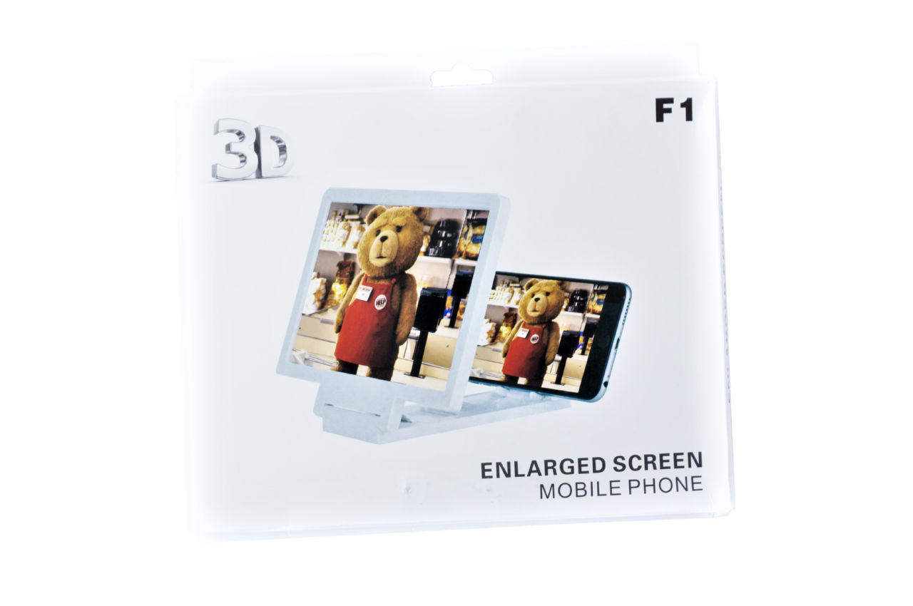 Увеличительное стекло 3D для смартфона Elite - 165 x 105 мм 4