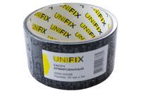 Лента армированная Unifix - 50 мм x 5 м черная