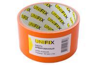 Лента армированная Unifix - 50 мм x 5 м оранжевая