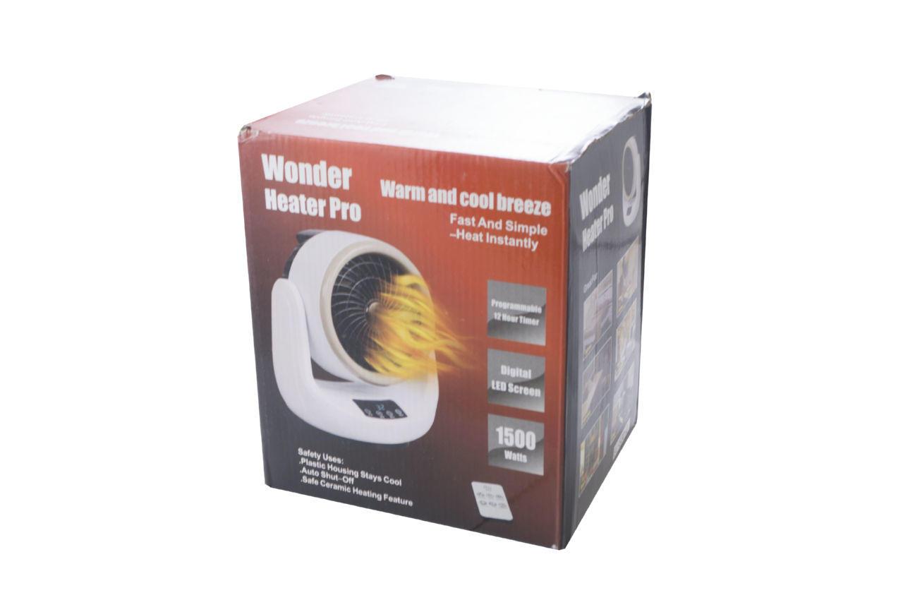 Тепловентилятор керамический PRC - Wonder Heater Pro - 1500 Вт 4