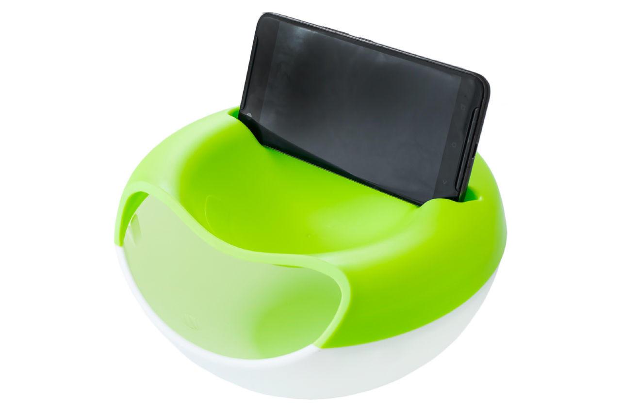 Миска для семечек с подставкой для телефона Elite - 210 мм 2