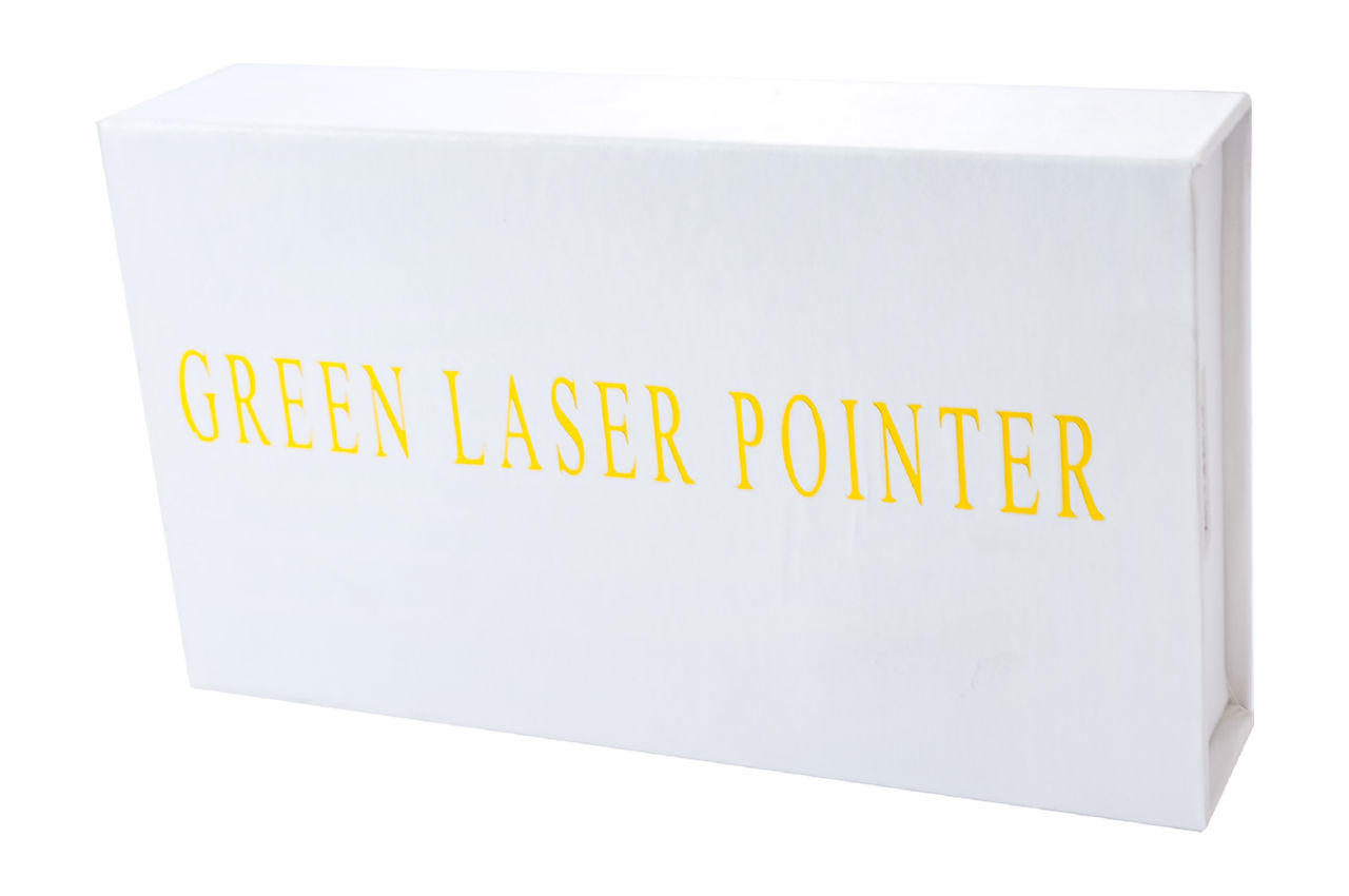 Лазерная указка PRC Green Laser Pointer - 160 мм 3