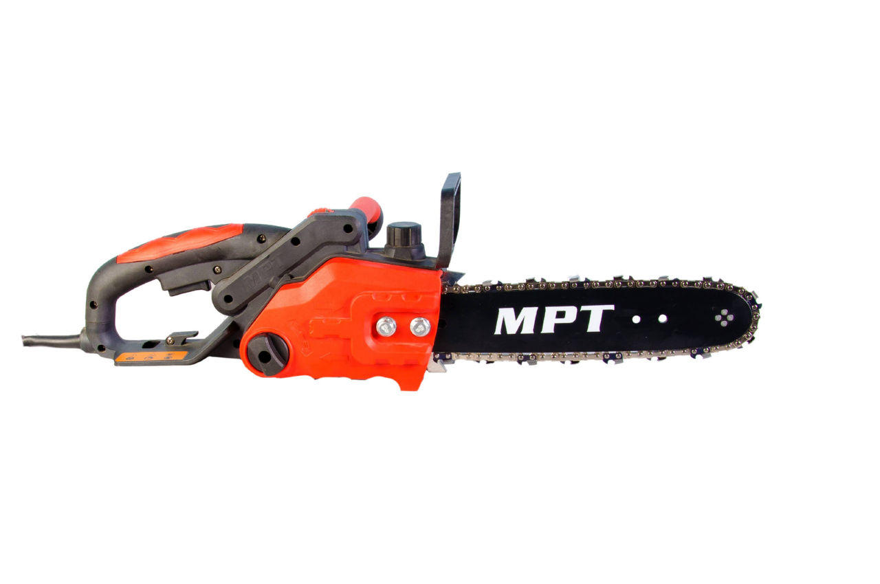Пила цепная электрическая MPT - 1800 Вт 1