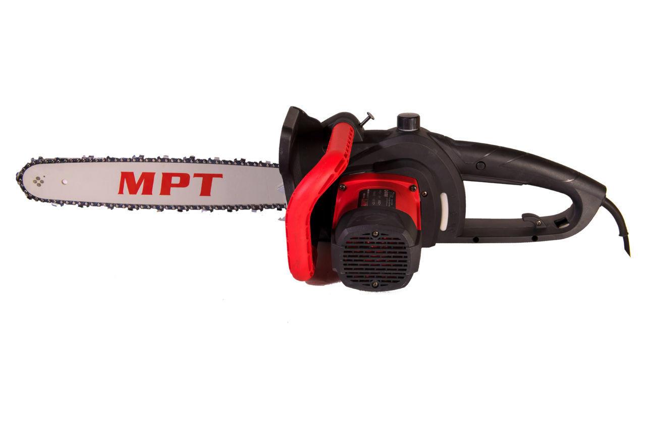 Пила цепная электрическая MPT - 2200 Вт 2