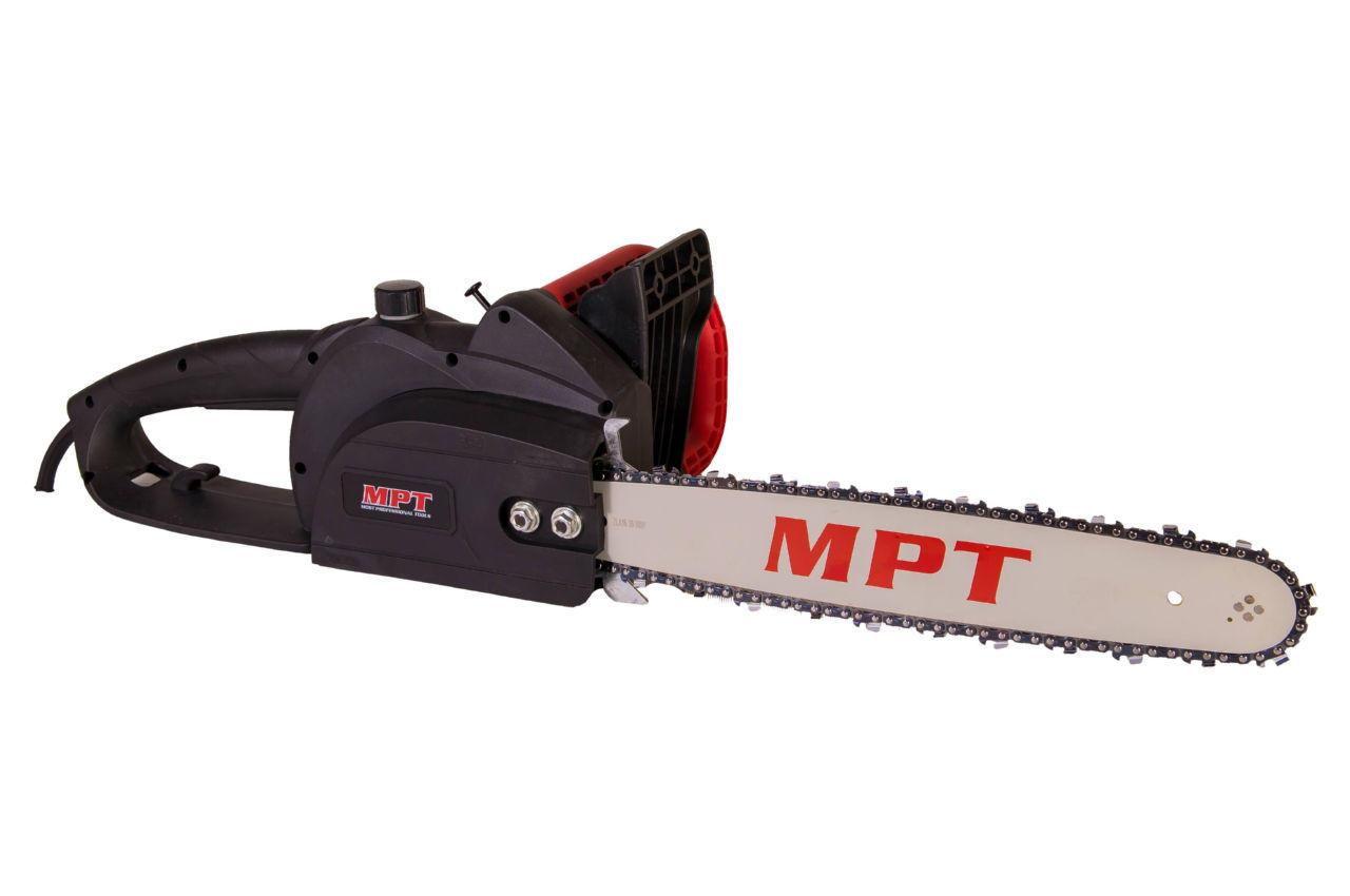 Пила цепная электрическая MPT - 2200 Вт 3