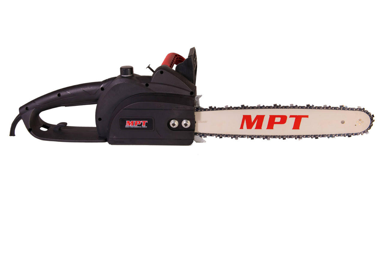 Пила цепная электрическая MPT - 2200 Вт 4