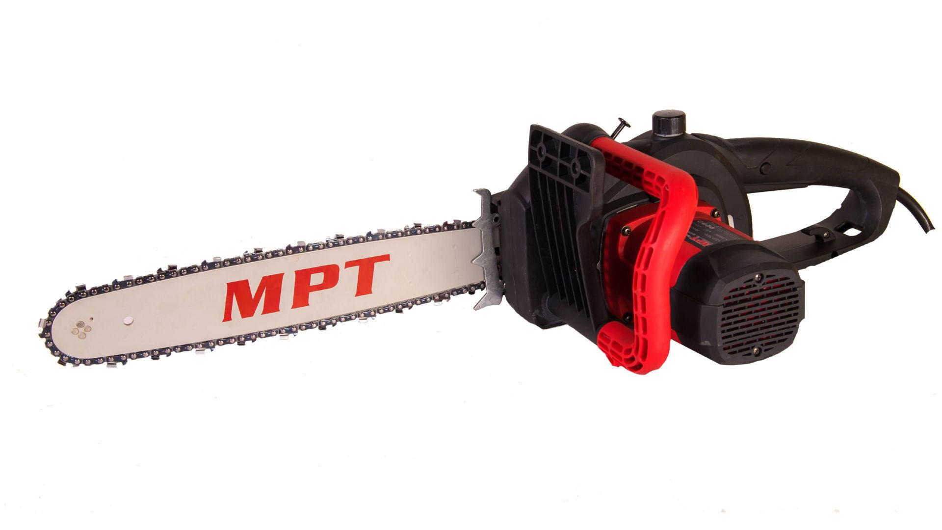 Пила цепная электрическая MPT - 2200 Вт 8