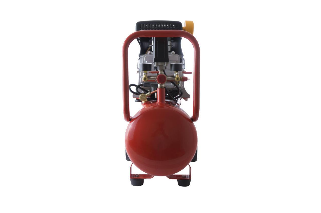 Компрессор масляный MPT - 24 л x 1500 Вт 3