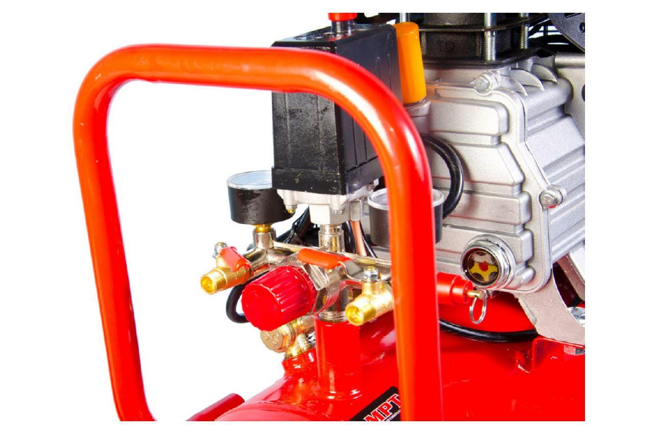 Компрессор масляный MPT - 24 л x 1500 Вт 5
