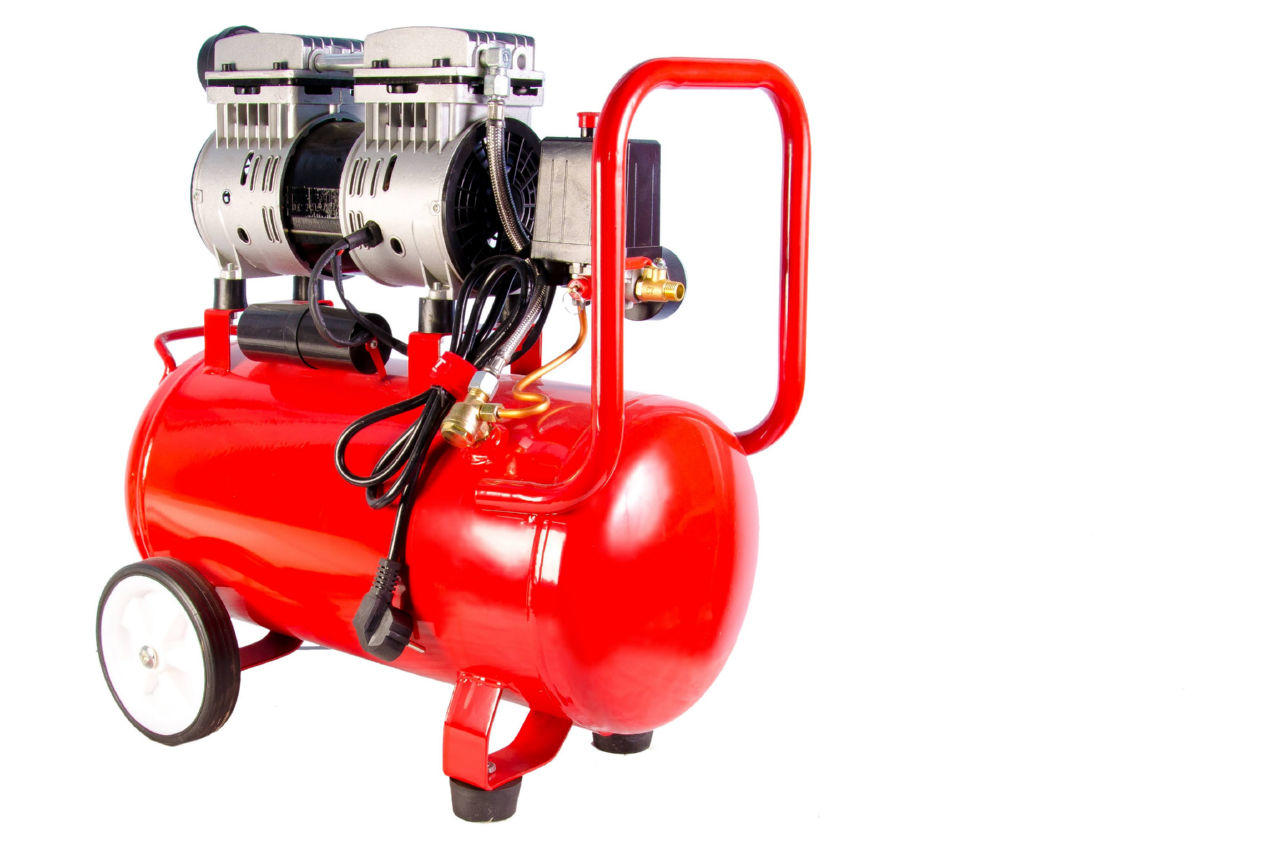 Компрессор безмасляный MPT - 24 л x 800 Вт 4