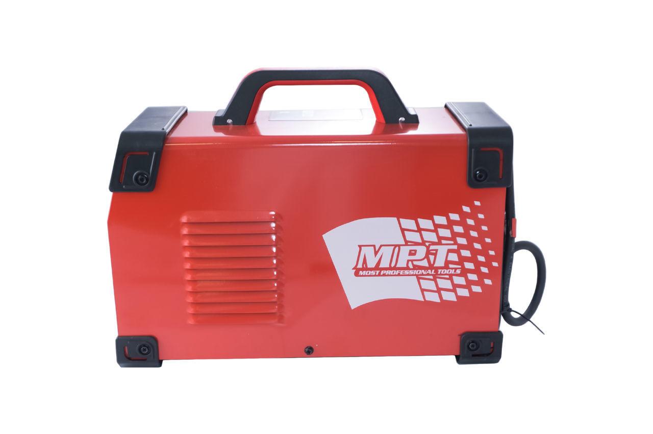 Сварочный аппарат аргонно-дуговой MPT - MMA 10-200A x TIG 10-180A 4