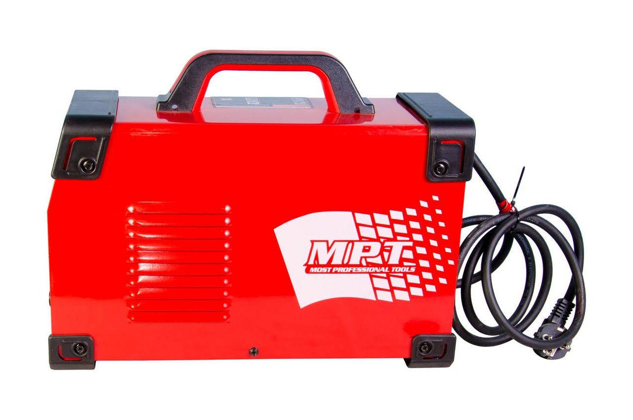 Сварочный аппарат аргонно-дуговой MPT - MMA 10-200A x TIG 10-180A 6