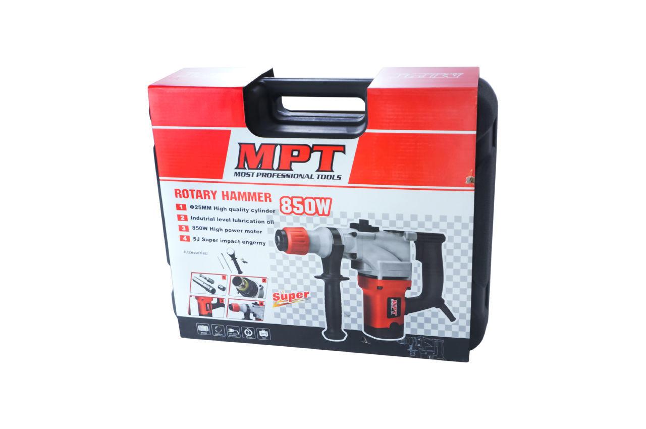 Перфоратор бочковой MPT - 850 Вт 5