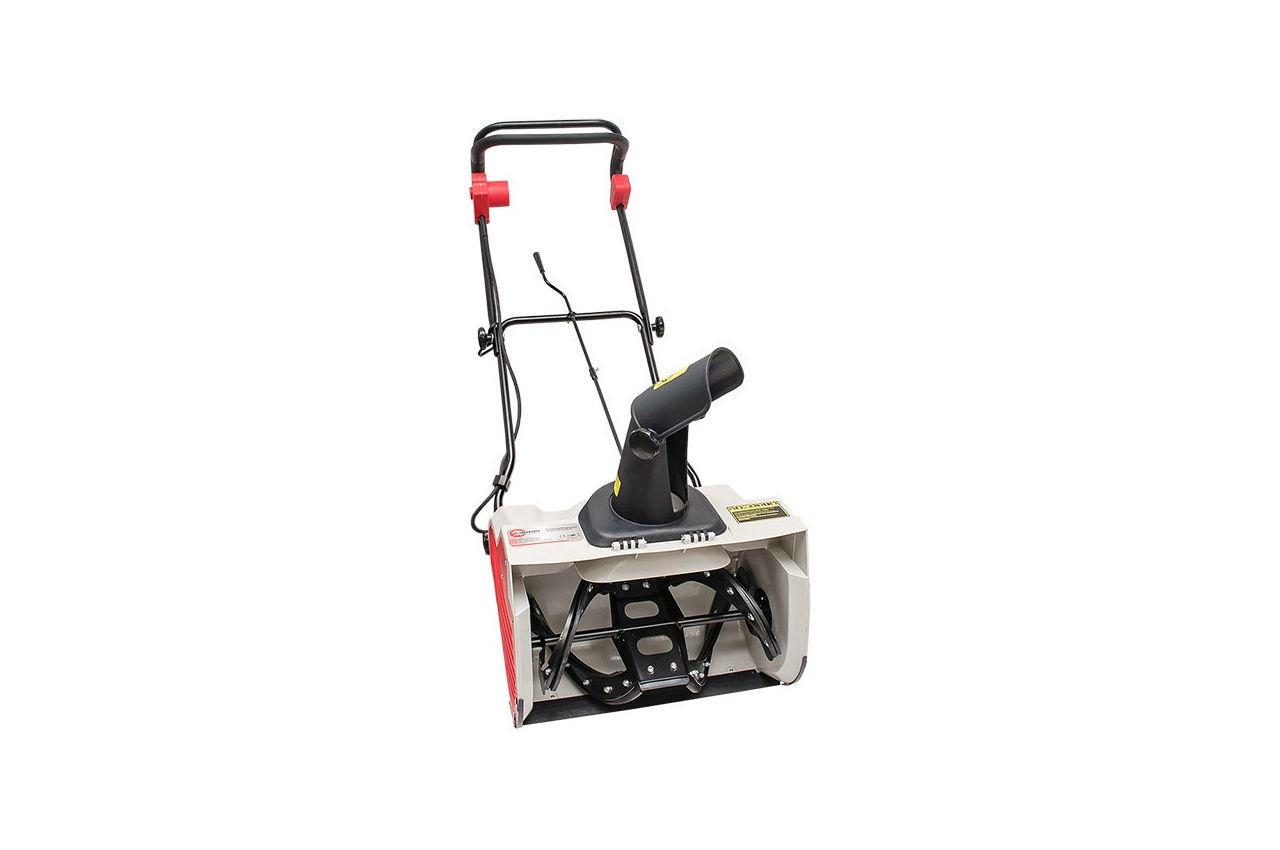 Снегоуборщик электрический Intertool - 1600 Вт 1