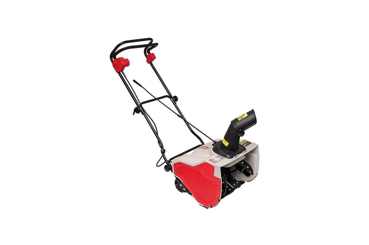 Снегоуборщик электрический Intertool - 1600 Вт 3