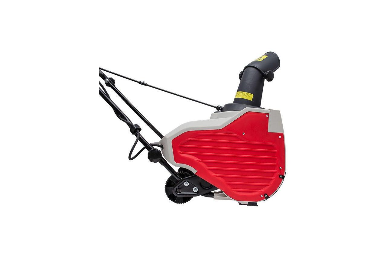 Снегоуборщик электрический Intertool - 1600 Вт 7