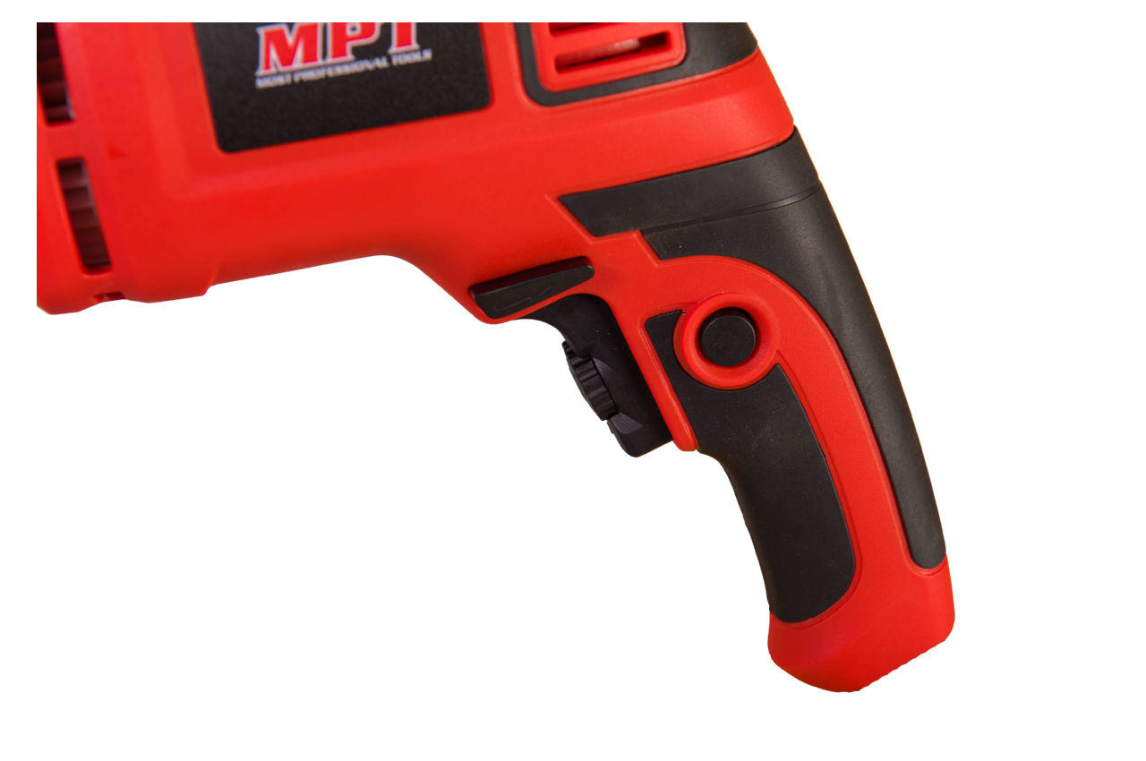 Дрель ударная MPT - 800 Вт MID8003 6