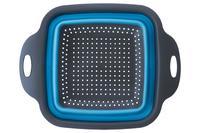 Дуршлаг силиконовый PRC - Collapsible Filter Baskets 215 x 215 мм складной