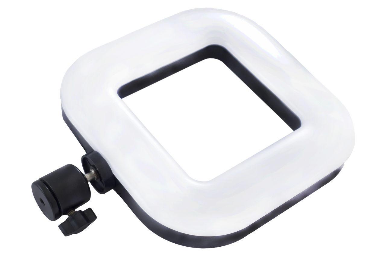 Кольцевая LED лампа Elite - 180 x 180 мм 1