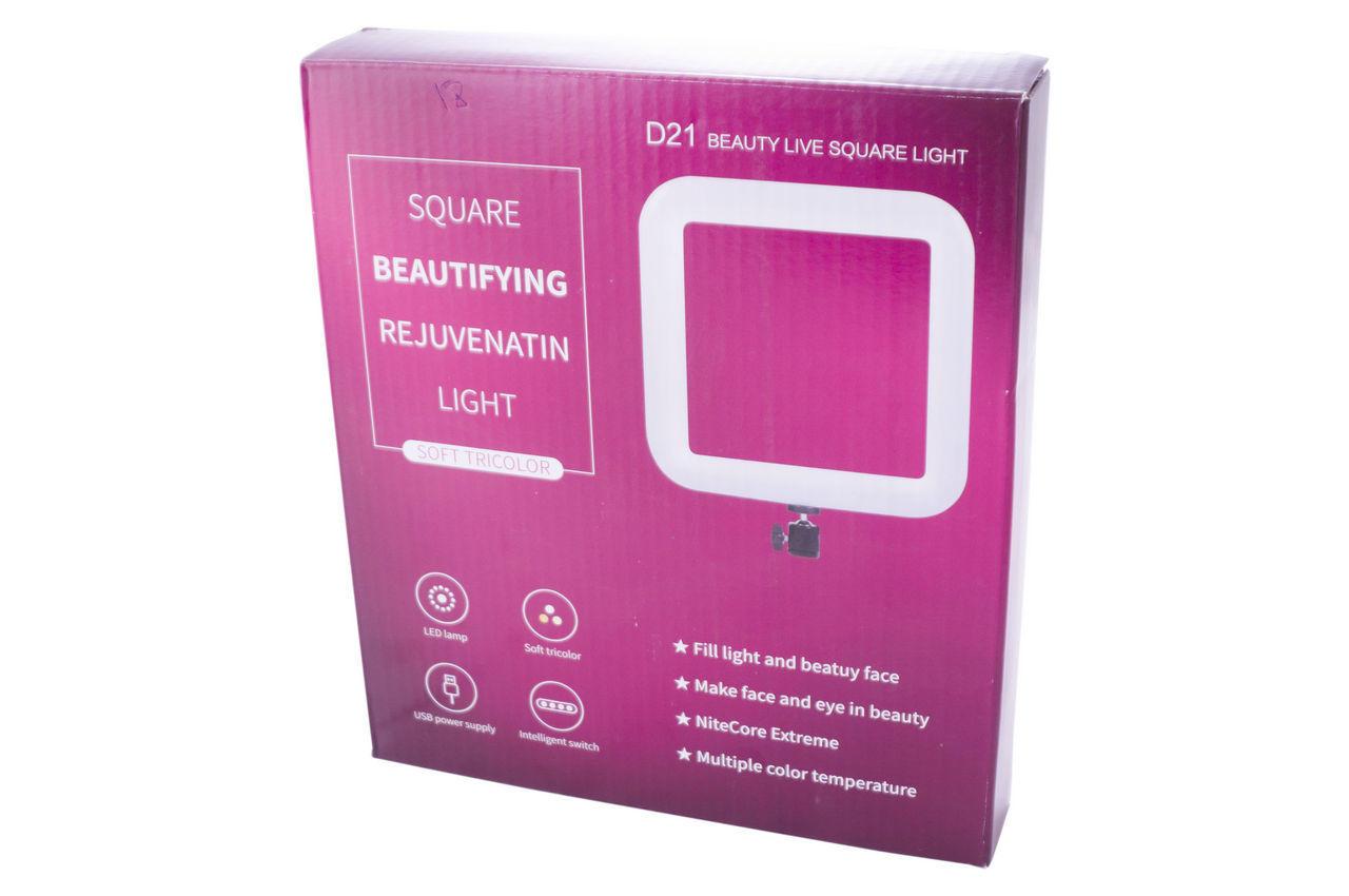 Кольцевая LED лампа Elite - 180 x 180 мм 5