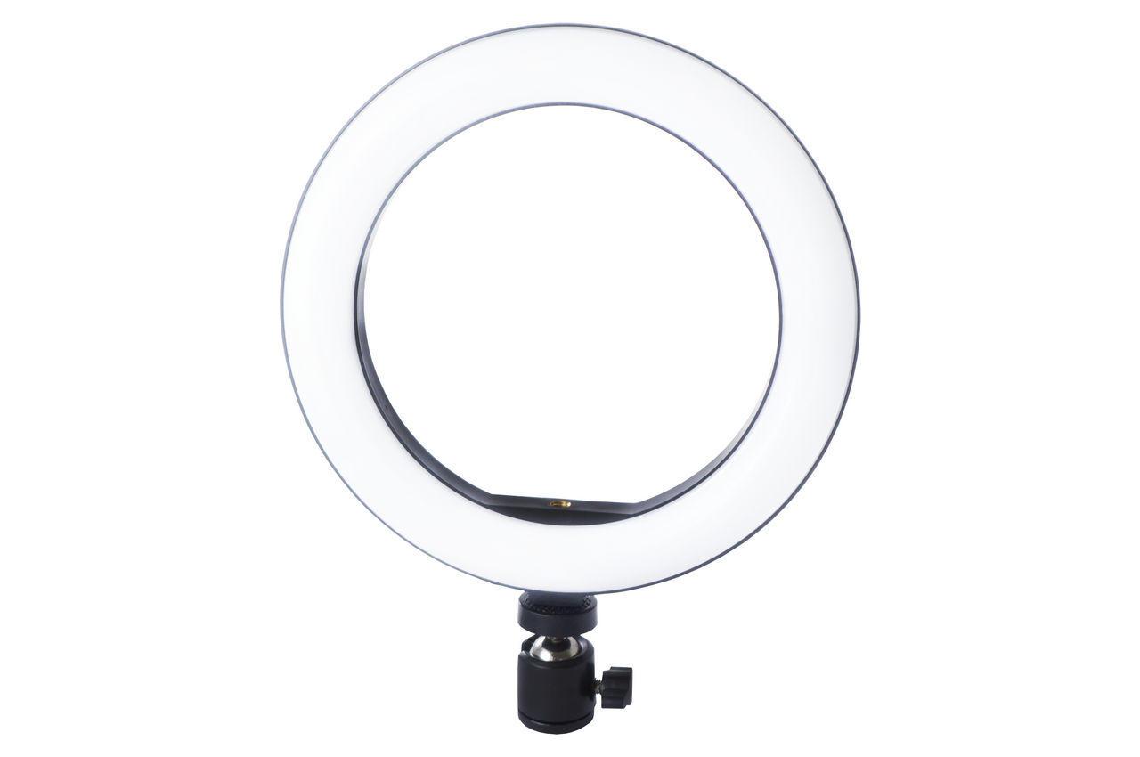 Кольцевая LED лампа Elite - 200 мм 1