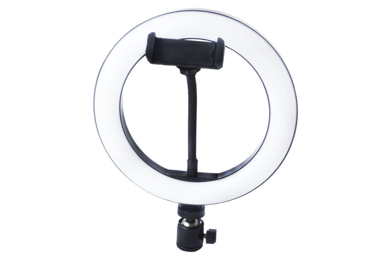 Кольцевая LED лампа Elite - 200 мм 2